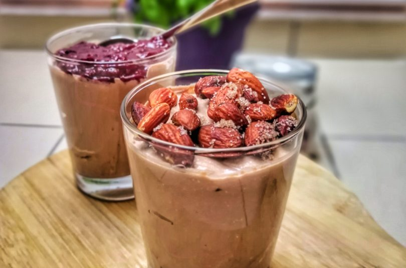 Chocolate Mousse – 3-Ingredient Creamy Dessert