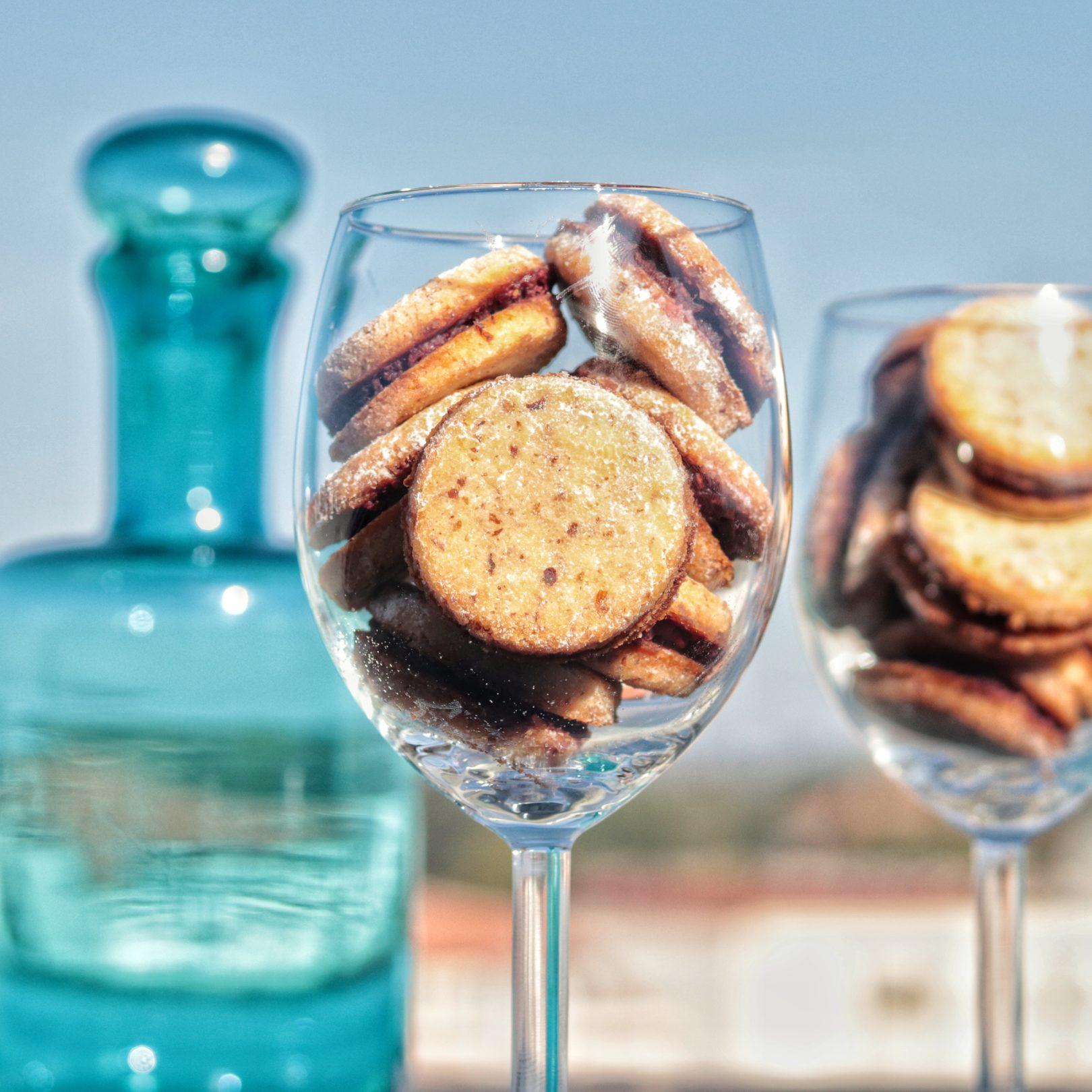 Vanilla Sandwich Cookies – Vanilica