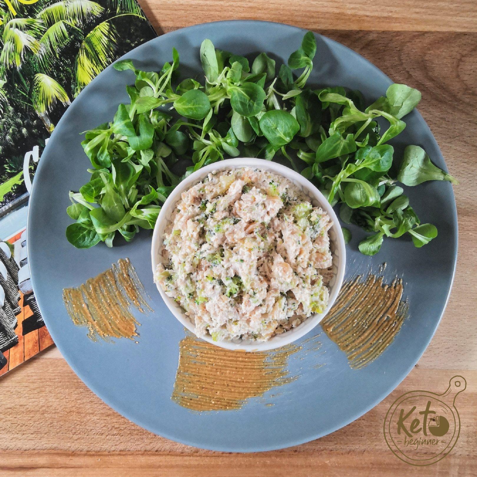 Nuts Chicken & Broccoli Salad – All Year Long