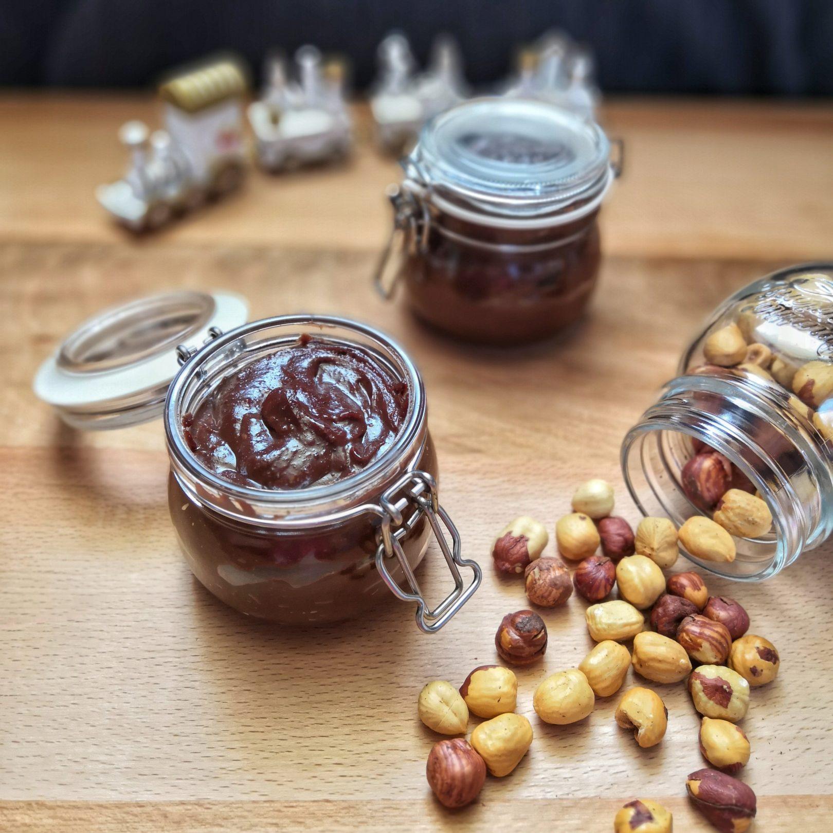 Keto Beginner's Nutella – Low-Carb Hazelnut Spread