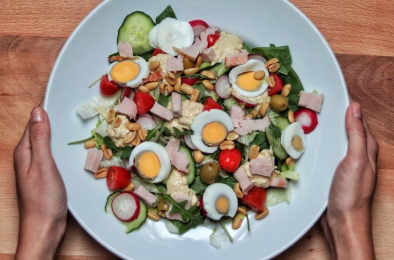 Warm Bacon & Egg Salad – A Wholesome Bowl
