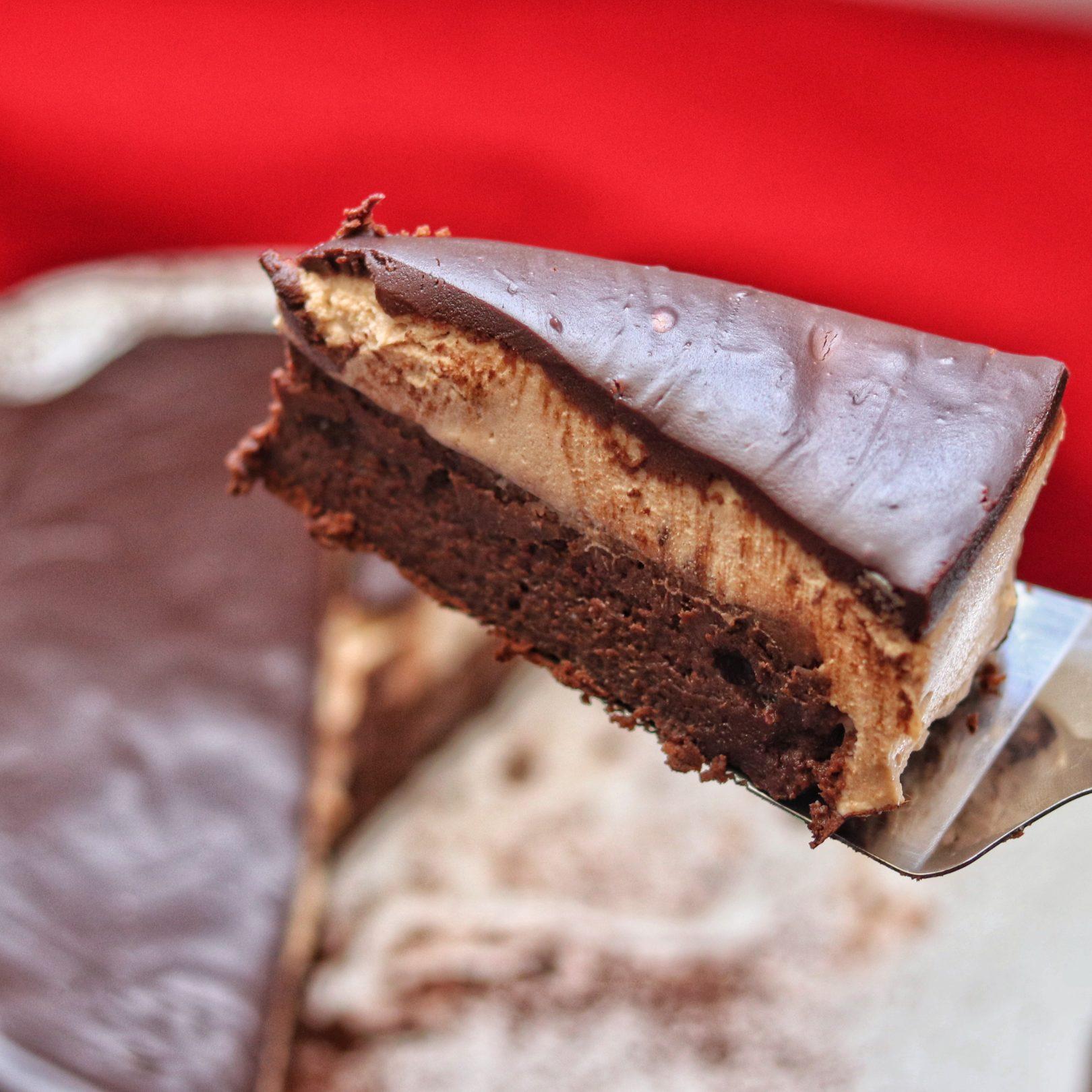 Flourless Mocha Cake
