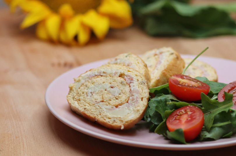 Egg Fast – Mama's Egg & Cheese Roll