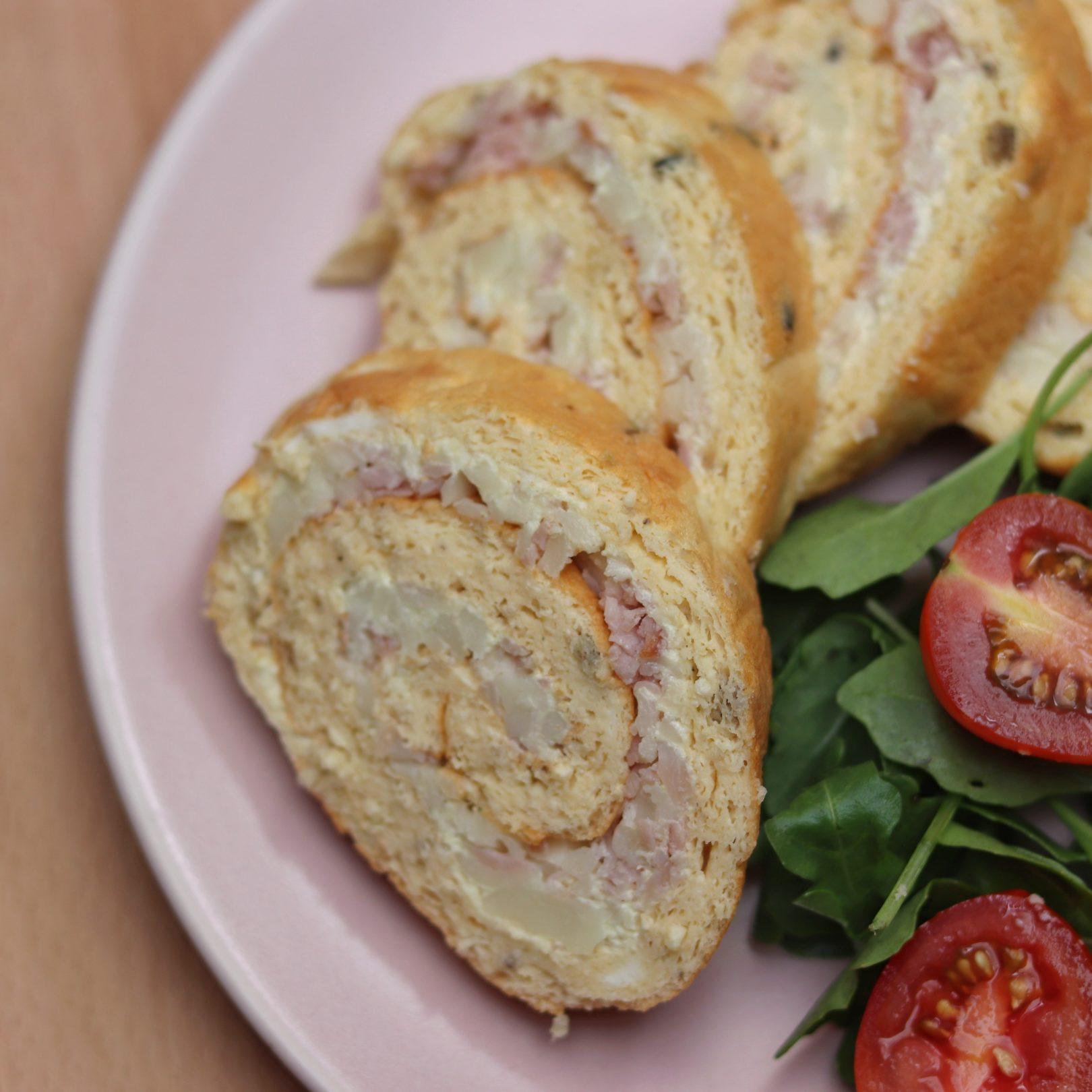 Italian Egg & Cheese Roll