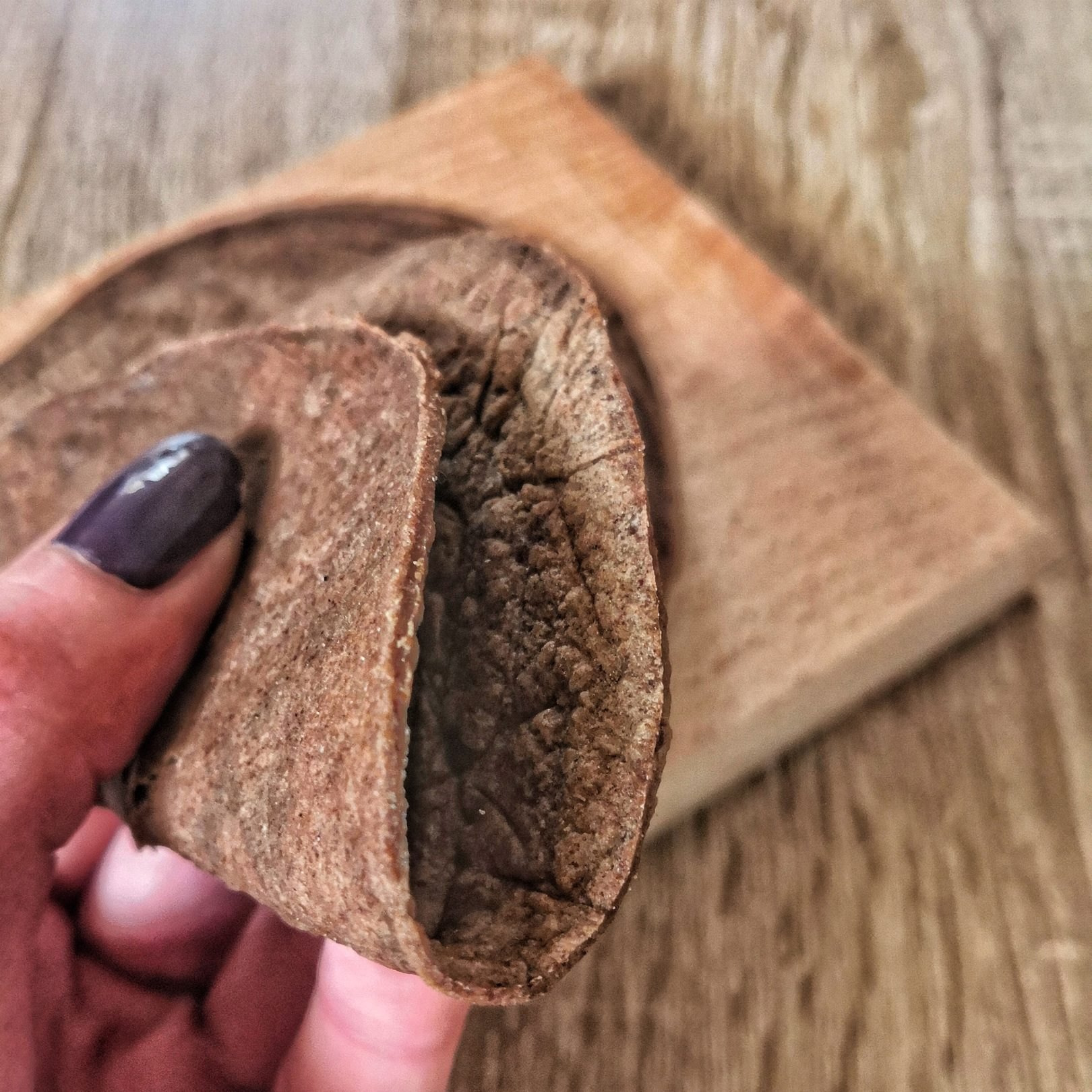 2-Ingredient, Low-Carb and Gluten-Free Flaxseed Tortillas