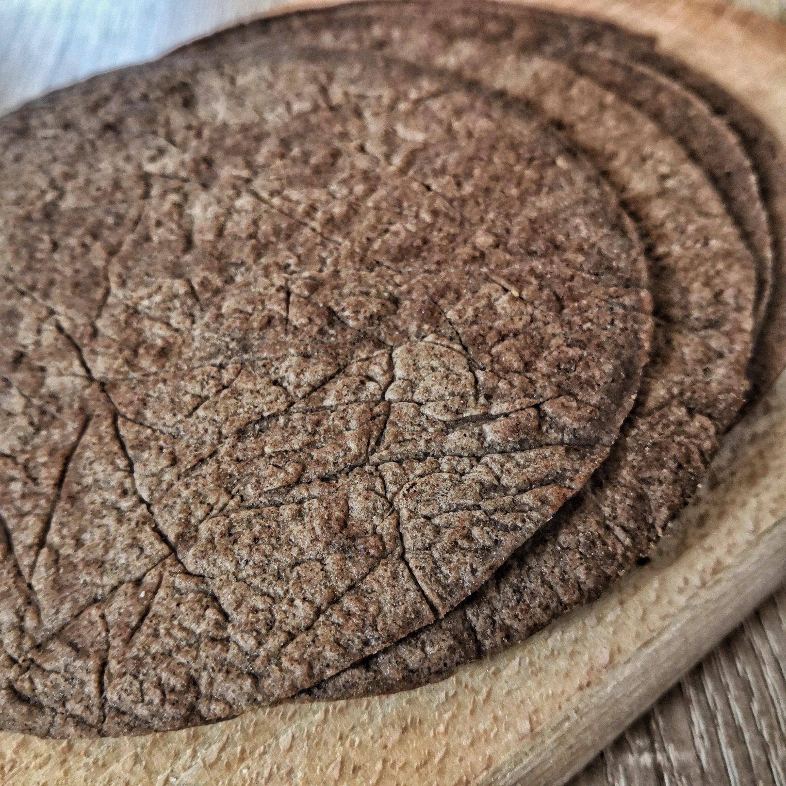 Low-Carb Flaxseed Tortilla