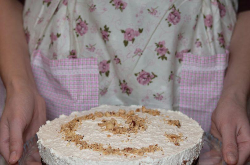 Rafaello Cheesecake – A White Delight