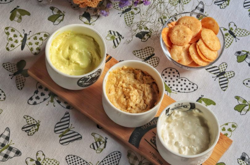 Top 3 Low-Carb, Keto, and Sugar-Free Dips