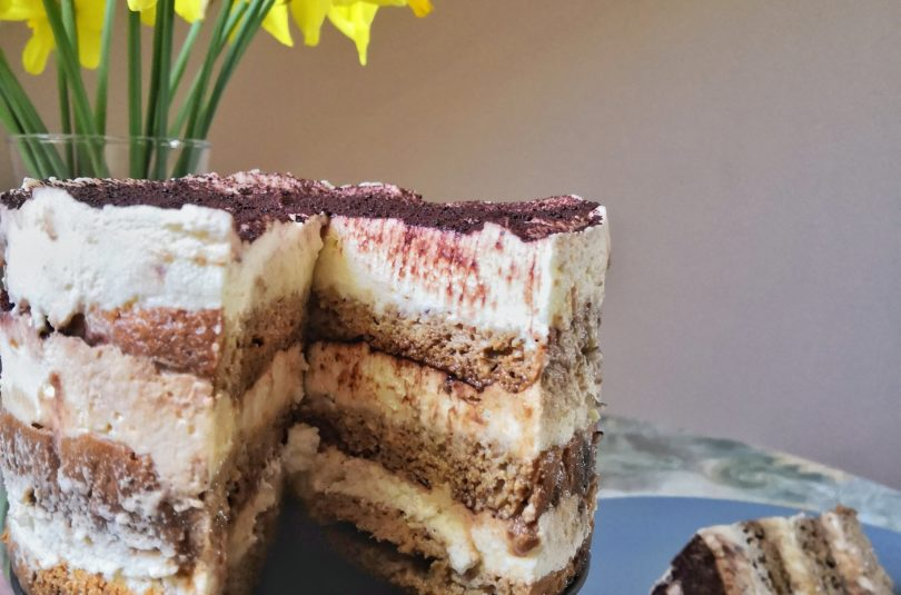 Low-Carb Tiramisu by Keto Beginner