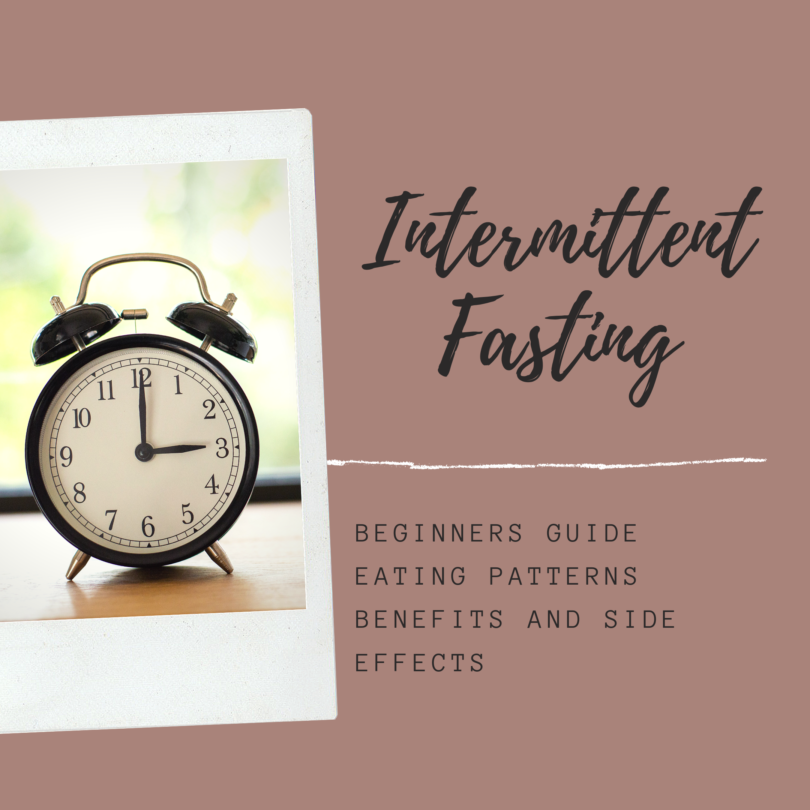 Intermittent Fasting – All You Need to Know