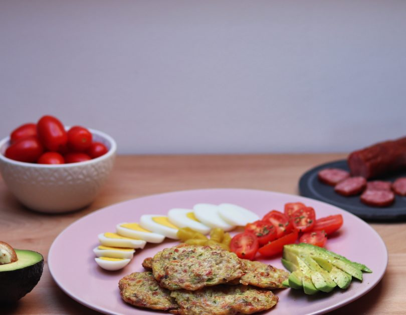 Cheesy Italian Zucchini Patties – Quick Keto Appetizer