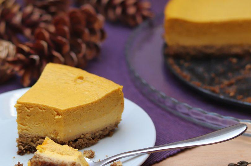 Pumpkin Cheesecake – Layered Creamy Holiday Dessert