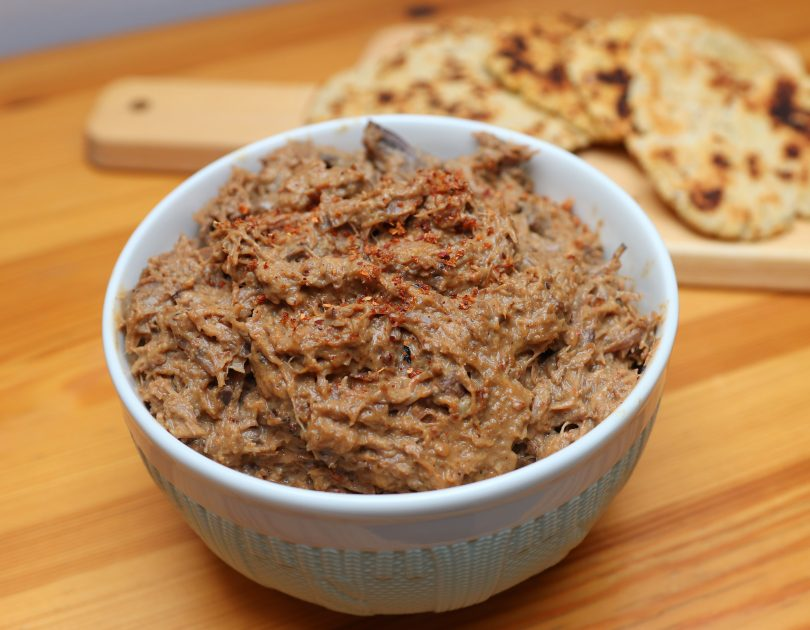 Sisig – Filipino Pork Appetizer